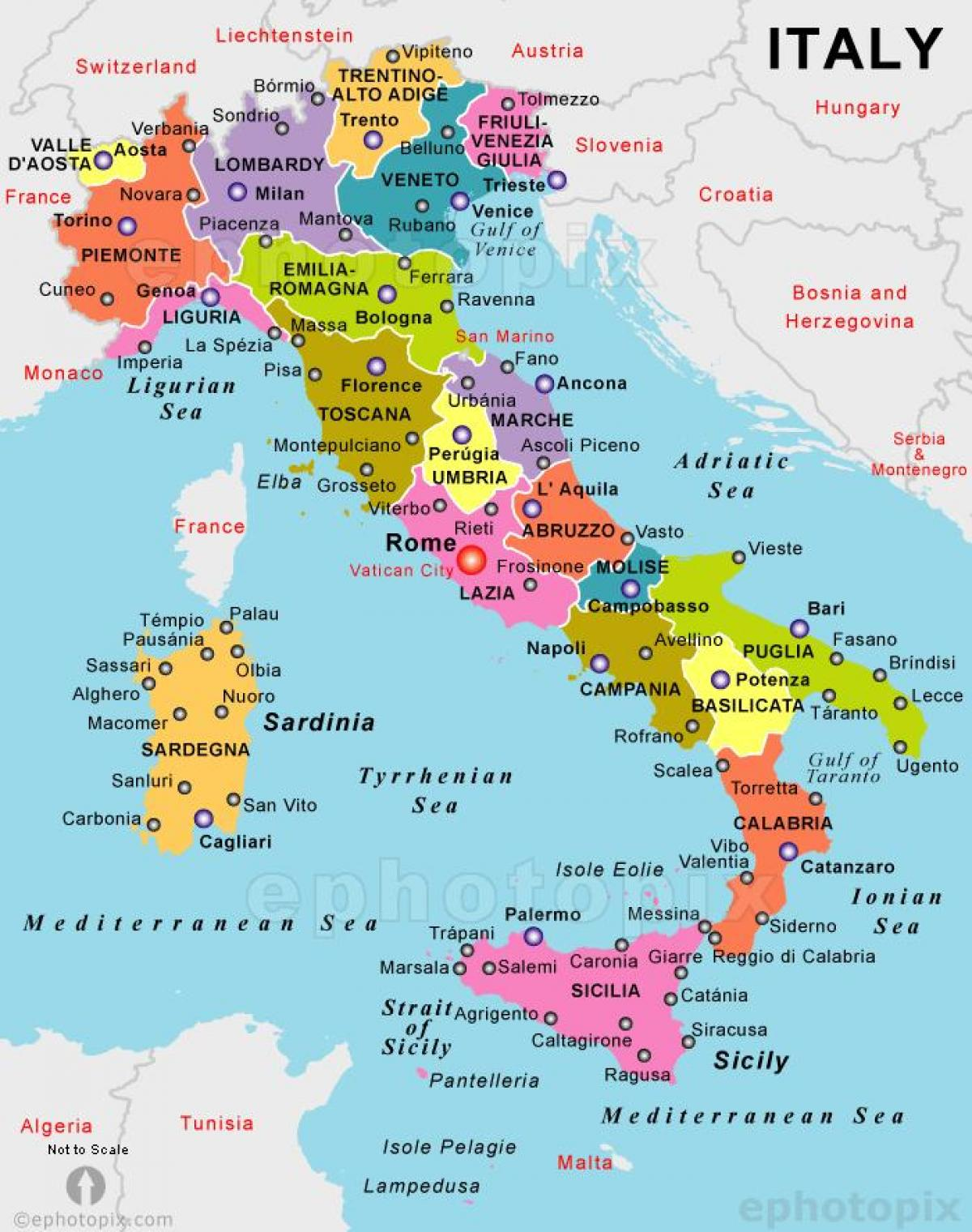 kart over italia Kart over Italia   Italia kart plassering (Sør Europa   Europa) kart over italia